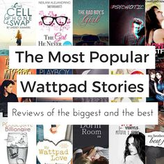 Find all the most read Wattpad stories in one place - listed in order of popular. Best Wattpad Books, Wattpad Authors, Best Books To Read, I Love Books, My Books, Popular Wattpad Stories, Bookworm Quotes, Beloved Book, Book Fandoms