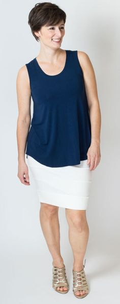 Basic tops are so important! 95% Bamboo - XXS-4X - Blue Sky Clothing Co