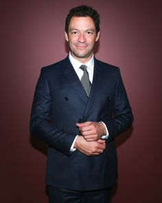 The Tale Of Thomas Burberry star Dominic West wearing Burberry tailoring at the Festive event in New York tonight
