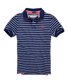 Superdry Windsor Stripe Polo