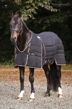 Horseware Ireland Equine Rhino Plus Turnout Rug Lite Polypropylene Outer At Online