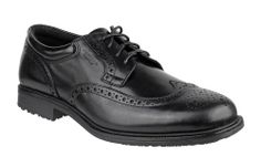 Rockport V73842 Mens Essential Details Waterproof Wingtip Lace Up Shoe - Robin Elt Shoes  http://www.robineltshoes.co.uk/store/search/brand/Rockport-Mens/ #Mens #Shoes #Formal #Smart