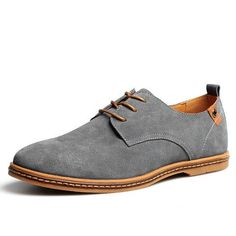 Mens Fashion Shoes: BOLZANO SUEDE LACE-UP