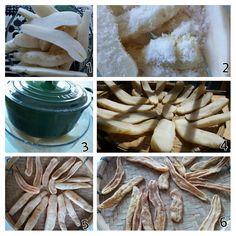 自家菜脯,蒜蓉辣椒菜脯 Homemade preserved radish , Fried egg with preserved radish ~ Rita Shum