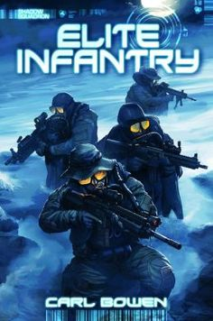 Elite Infantry, by Carl Bowen (released Oct 1, 2013). Lieutenant Commander Ryan Cross is given command of a team of specialists, called the Shadow Squadron, which is tasked with tackling operations that are too tricky and dangerous for the regular military. Book 1 of the Shadow Squadron series.