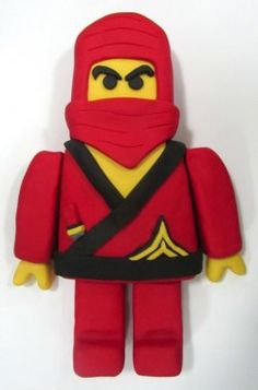 ninjago birthday cake topper