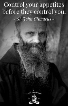 St John Climacus / San Juan Clímaco / Ioannus Climacus // #monasticism #monk…