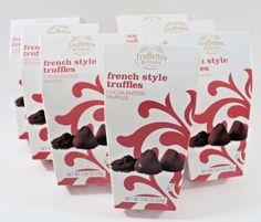 Truffettes de France French Style Truffles 0.85 oz (Lot of 7 Boxes) #TruffettesdeFrance
