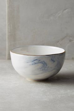 Shop for Strata Bowl by Anthropologie at ShopStyle. Anthropologie, Plate Design, Kitchen Collection, Side Plates, Dinnerware Sets, Plate Sets, Interior Design Inspiration, Cup And Saucer, Diy Design