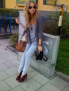 Elin Kling - Marbled : Juillet 2011