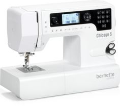 bernette Introduces the Chicago 5 Sewing Machine