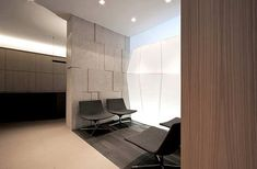 FA Law Office Design by Chiavola Sanfilippo Architects