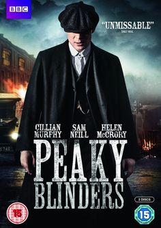 Critique sur deux pages des deux saisons de la série Peaky Blinders sur BBC