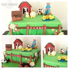 © Mary Das, Cake Thérapie Nursery Rhyme cake