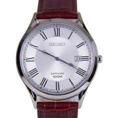 Chronograph-Divers.com - Seiko Quartz Mens Analog Dress Silver Dial Watch SGEG97P1 SGEG97P SGEG97, $120.00 (http://www.chronograph-divers.com/seiko-quartz-mens-analog-dress-silver-dial-watch-sgeg97p1-sgeg97p-sgeg97/)