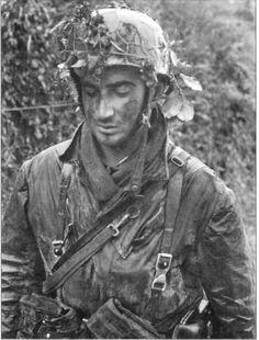 Fallschirmjaeger in Normandy bocage