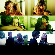 Love auggie and Annie together