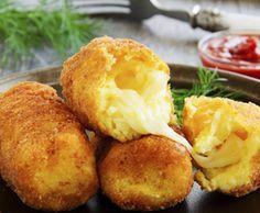 Crocchè di patate o per dirla alla napoletana: i panzarotti