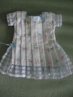GENTLY USED HANDKERCHIEF DRESS FOR BITTY BETHANY