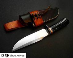 Aboo knives