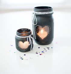 20 Mason Jar Crafts to Make and Love! – How Does She