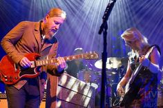 Tedeschi Trucks Band brought their 12-piece ensemble to the Copley Symphony Hall…