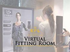 Try on without trying on. Experience new age technology at Kaamaa Fashion Lounge with virtual fitting rooms!  #KaamaaFashionLounge #KFL #KFLVanity #FittingRooms #Fashion #Lounge #Pune