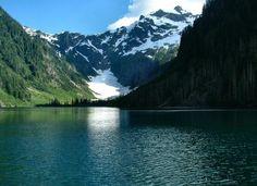 Goat Lake, Mountain Loop Highway, WA