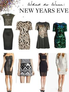 New Year's Eve Outfit Guide | Simply Fashionable