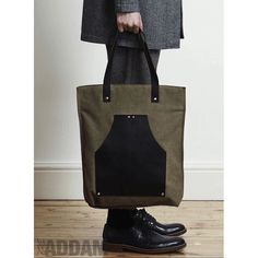 Somedays all you need is a shopper bag. #theaddamco #mensaccessories #mensstyle #mensstyle