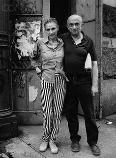 Nancy Spero and Leon Golub #spero #golub