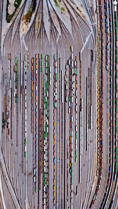 Inman Railroad Yard, Atlanta Georgia