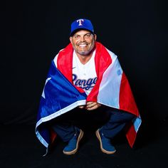 The Pride of Puerto Rico. 🇵🇷 The post Texas Rangers: The Pride of Puerto Rico. … appeared first on Raw Chili. Mlb Texas Rangers, Puerto Rico, Chili, Rain Jacket, Windbreaker, Pride, Jackets, Down Jackets, Chile