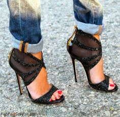Jimmy Choo Leila sandals