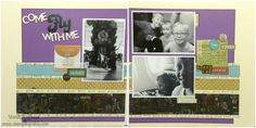 Stamping Rules!: Day 157: Wanderful Scrapbooking Workshop