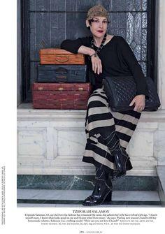 TZIPORAH SALAMON FOR AUSTRALIAN VOGUE | LA Model Management Blog