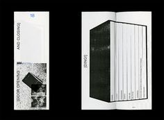 makingknown-flatfiles:  This Week 18 (booklet series) Designed by Ryan Gerald Nelson 2015