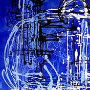 Abstract Art - 220cm x 220xm