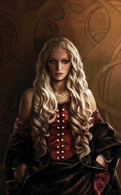 The World of Ice and Fire-Princess #Rhaenyra #Targaryen , the Realm's Delight #twoiaf