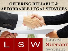 LSW believes in seamless integration with your goals and objectives and aspire to serve as an extension of your legal department for your increased operational efficiency and ultimately increased profitability.