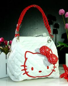 5dcf1552d Hello Kitty Mini Bag w/ Shoulder Strap sold by Bonjour Couture. Shop more  products from Bonjour Couture on Storenvy, the home of independent small ...