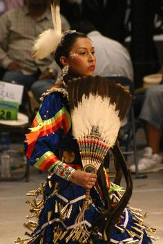 The Native Women adopted the jingle dress as a healing dress and are often given tobacco to have them pray for themselves or people they care for that are not well.