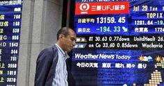 نيكى اليابانى يغلق منخفضا بسبب التوتر فى شبه الجزيرة الكورية -                                                                                                                                                             رويترز…