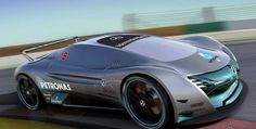 The futuristic ELK electric supercar concept, is a proposal for Mercedes Benz. The ELK Mercedes electric concept car, designed by Antonio Paglia. Mercedes Electric Car, Electric Sports Car, Super Sport Cars, Super Cars, Dirt Bike Girl, Girl Motorcycle, Motorcycle Quotes, Electric Car Concept, Roadster Car