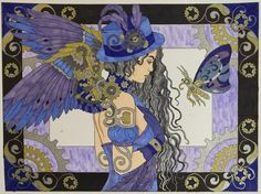 Creative Haven Steampunk Designs Coloring Book Books Marty Noble Intricate And Gorgeous By Iiiireader On Sep