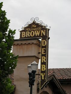 The Hollywood Brown Derby.Hollywood, California 8531 Santa Monica Blvd West Hollywood, CA 90069 Places In California, Vintage California, California Dreamin', Hollywood California, Vintage Hollywood, West Hollywood, Love Neon Sign, Neon Signs, Los Angeles Hollywood