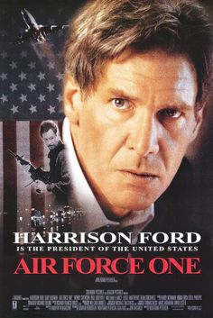 Air Force One is a 1997 American action-thriller film written by Andrew W. Marlowe and directed and co-produced by Wolfgang Petersen.