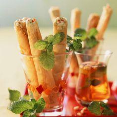 Bâtonnets de crevettes au guacamoleVoir la recette des bâtonnets de crevettes au guacamole