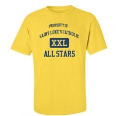 Saint Luke's Catholic School - Schenectady, NY | Men's T-Shirts Start at $21.97