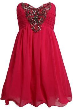 Little Mistress Paige Strapless Dress